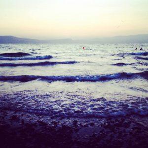 הים לוקח